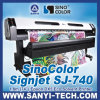 1.8m Large Format Printer --- Sinocolor Sj-740