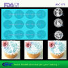 Lacet Silicone Molds pour Cupcake