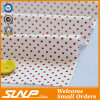Donne Fashion Printing Plain Cotton Fabric per Clothing