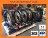 máquina de soldadura plástica da tubulação do HDPE de 280-450mm