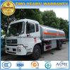 Dongfeng 15tons 연료 분배기 트럭 트럭 15000 리터 기름 수송