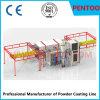 Linha de revestimento do pó da alta qualidade para o perfil de alumínio