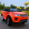 Land rover caçoa o carro elétrico, bateria Montar-no carro, carro do brinquedo