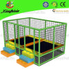 Cabritos Trampoline com Safety Net, Ladder (14-5-3-1)