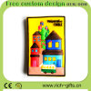Product promozionale Souvenir Fridge Magnets per il Cile Customized (RC-TS39)