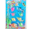 Gioco di plastica 10183044 del giocattolo dei pesci di approvazione En71