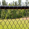 Гальванизированная высокием уровнем безопасности загородка звена цепи