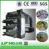 Hoogste Kwaliteit 6 de Machine van de Druk van Flexo van de Hoge snelheid van de Kleur