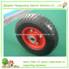 2.50-4 Steel RimのPU Foamed Hand Truck Wheels