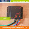 China PWM Solar Power Charge Controller Phocos