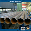 Труба ранга 2 складывая Pipe/SSAW ASTM A252 стальная