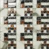 Mosaico de cristal de oro /Mosaico (VMW3621, 300X300m m) del arte del mosaico de Foshan