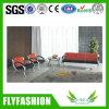 Sofá confortável usado popular da sala de espera (OF-38)