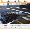 HDPE Dimple Geomembrane для сада Roof