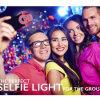 Luces de destello ligeras recargables del anillo de la luz 36 de Selfie LED