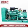 gerador Diesel silencioso de 200kVA Oripo com motor de Shangchai