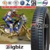 Neumáticos estándar 2.50-18 de la motocicleta de la calle