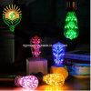 Colorir a venda quente da série da iluminação ST64 do diodo emissor de luz da decoração e27