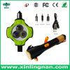 Lampe-torche imperméable à l'eau multifonctionnelle d'utilisation de voiture (XLN-703)