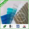 Покрашенная панель Sun полости PC эластичного пластика для строительного материала