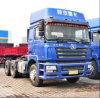 380/420HP SHACMAN de hoofdleveranciers van de tractorvrachtwagen