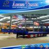 2-5 Semi Aanhangwagen van het Bed van assen de Lage 50-120 van de Lage Ton Aanhangwagen van de Lader Semi