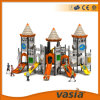 Vasia Castie Series Outdoor Playground Equipment per Children