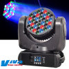 Epistar LED chip 36X3w LED Moving Head Color Beam Light with CREE XPE LED