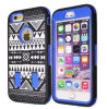 Phone móvil Accessories New Tribal Pattern Caso Silicone Cover para iPhone6 Plus 5.5inch