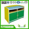 Daycare Furniture (SF-110C)를 위한 나무로 되는 Kids Storage Cabinet Design