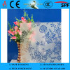 3-6mm Am-17 Decorative Acid Etched Frosted Art Architectural Glass