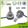 Linterna del CREE LED con Canbus 20W