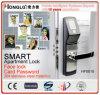 Fechamento de porta residencial do reconhecimento de cara do painel de toque (HF6618)