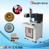 Máquina de gravura de madeira da marcação do gancho da tecla do laser com o GV do Ce certificado