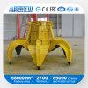 Encavateur en acier hydraulique de rebut de 5 mètres cubes