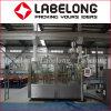 Maquinaria de relleno ácida de la leche de Luctic para las botellas del animal doméstico