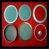 10 Mikron-Edelstahl gesintertes Filter-Ineinander greifen