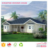 Prefab de lujo Wooden Cabin Log House Made en China Kpl-021
