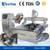 Multi машина маршрутизатора CNC головки 4 Axis/3axis для деревянной работы