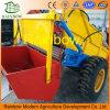 Traktor eingehangene Strand-Reinigungs-Maschine