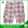 Cargo Short Pants di 100%Cotton Men per Casual Sport