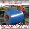 24 bobinas de aço revestidas cor laminadas calibre de PPGI para telhas de telhadura
