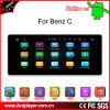 10,25 GPS Tracker pour Benz C Android 5.1 Navigation GPS, connexion WiFi, 3G Internet, DAB