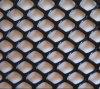 Treillis métallique en plastique coloré d'armure toile de PP/PE/HDPE
