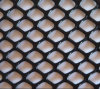 Color PP / PE / HDPE de la armadura llana de plástico de alambre de malla