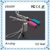 USB Mini tarjeta redonda, logotipo del controlador USB para imprimir