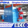 Q37鋼管のホックのタイプショットブラスト機械中国