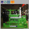 Gerador de madeira da energia eléctrica da biomassa da gasificação do gás das palhas