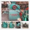 25 anni della fabbrica del rifornimento della paglia di mattonella diretta della biomassa che fa macchina