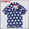 Chemise de polo de mode pour le T-shirt d'enfants de garçon